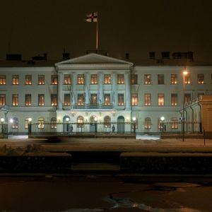 Presidentens slott