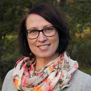 Informatör Mia Wikström