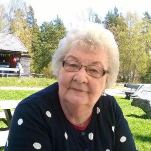 Siv Fagerlund är en av finalisterna i Lyssnarnas sommarpratare 2017