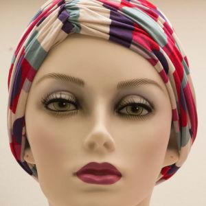 Perukmodell med turban.