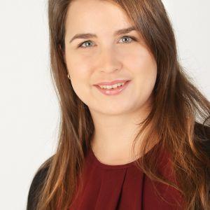 Ekonomistuderande Ann-Katrin Bender.