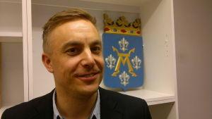 Rektor Nicke Wulff