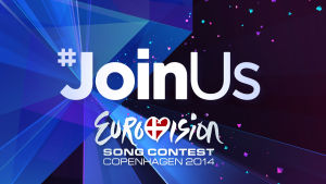 Eurovision song contest logo 2014
