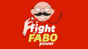 Logo till kampanjen #faboless