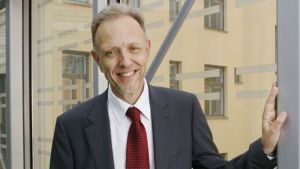 Thomas Wilhelmsson vald till yle styrelseordförande