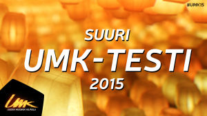 UMK15 testi