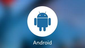 Android applikaatio.
