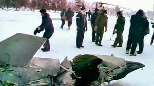 Muisti: Inarin ohjuskriisi, yle tv1