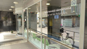 Byggnadskontoret i Helsingfors.