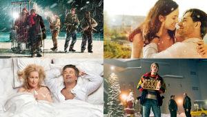Elokuvat Kakkosella joulukuussa 2015 ja tammikuussa 2016
