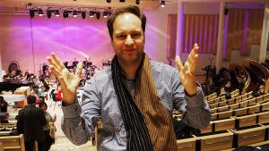 kapellimestari Tibor Boganyi