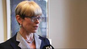 Jämställdhetsombudsman Pirkko Mäkinen