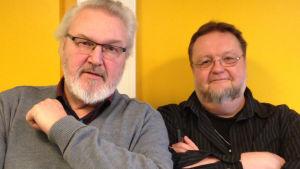 Jaakko Ryhänen ja Risto Nordell