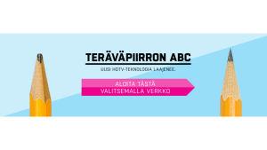 Kuvakaappaus hdtvopas.fi-sivuston etusivulta.