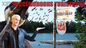 Succémorgons turistbyrå: Houtskär