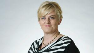 Pirkko Mattila, riksdagsledamot för Sannfinländarna