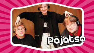 Minna Lindgrenin, Risto Nordellin ja Antti Pajamon isännöimä Pajatso-ohjelma oli monien kuuntelijoiden toive 9.9.2016 Ylen 90-vuotispäiväohjelmistoon