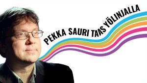 Pekka Saurin Yölinjalla on yksi osa Ylen 90-vuotispäiväohjelmistoa Radio Suomesssa perjantaina 9.9.2016
