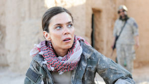 Odyssey-sarjan päähenkilö Odelle Ballard (Anna Friel).