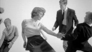 Twistin tanssijoita Lii-Filmin katsauksessa vuonna 1962.