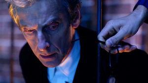 Peter Capaldin esittämä Tohtori Doctor Who'n jouluspesiaalissa The Return of Doctor Mysterio (2016).