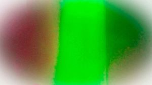 abstrakti, käsitelty kuva, puna-vihreä