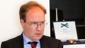 Storbritanniens avgående EU-ambassadör Ivan Rogers
