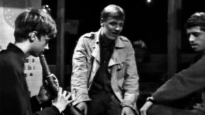 Guldgurkorna-trio ohjelmassa Balladi -65.