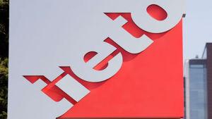 IT-företaget Tietos logotyp.