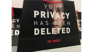 Mr. Robot-sarjan kasseja