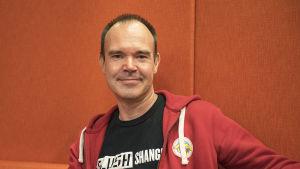 Peter Vesterbacka, entreprenör och tunnelbyggare
