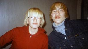 Nanna ja Ville teini-iässä