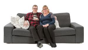 Sohvaperunat-sarjan viides tuotantokausi: Mici ja Maicci, Oulu.