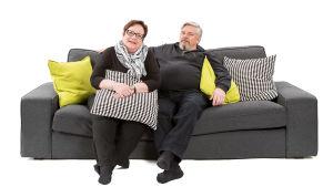 Sohvaperunat-sarjan viides tuotantokausi: Soile ja Jorma, Rovaniemi.