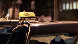 Taxibil.