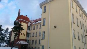 Psykiatriska sjukhuset vid Åbo stadssjukhus