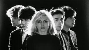 Gruppen Blondie.