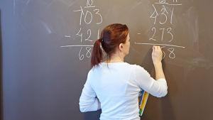 Lärare.