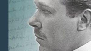 Pärmen till Jesper Högströms biografi över Hjalmar Söderberg.