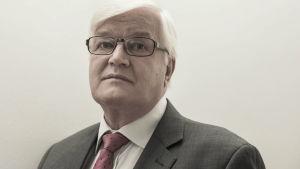 Juhani Eskola, generaldirektör för Institutet för hälsa och välfärd.