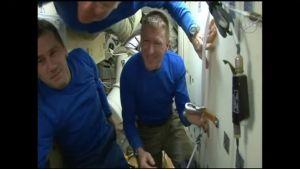 Uutisvideot: Tim Kopra palasi kotiin puolen vuoden avaruusmatkaltaan