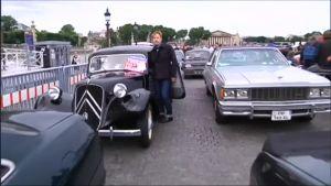 Uutisvideot: Pariisi kielsi vanhat autot kaduiltaan