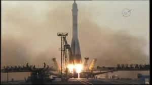 Uutisvideot: Sojuz-raketti nousi avaruuteen