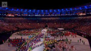 Rion olympialaiset: Näin marssivat Yhdysvaltain yli 550 urheilijaa