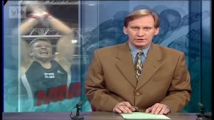7. syyskuuta 1997: Jani Tanskanen voittaa MM-kultaa rekillä