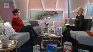 Ylen aamu-tv: Jouluiset lastenkirjat