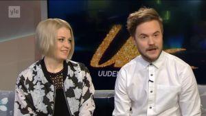 Ylen aamu-tv: UMK-voittaja Norma John