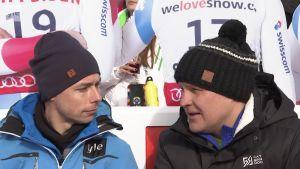 Urheilujuttuja: Palanderin after ski paketoi alppihiihdon naisten MM-avauksen