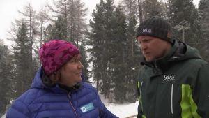 Alppihiihdon MM: Onko Shiffrin voittamaton naisten pujottelussa?