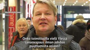 Uutisvideot: Kysy Ylestä!